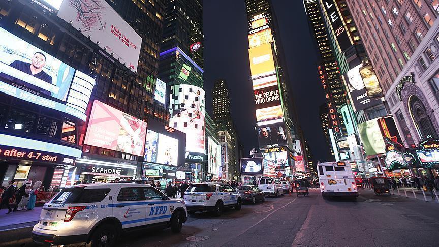 """Њујорк: Тајмс сквер e """"окупиран"""" од пчели"""