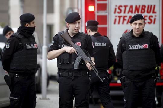 Турската полиција уапси 418 лица осомничени за врски со Курдската работничка партија