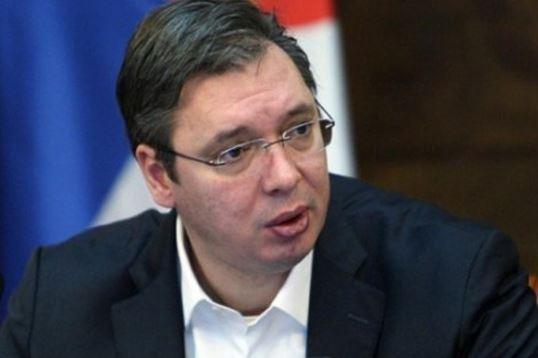 Вучиќ: Србија прва ќе го признае соседот под новото име