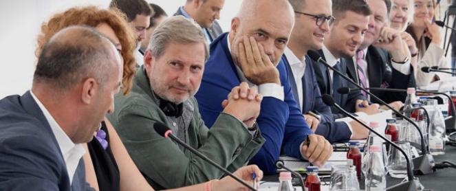 Во Драч заврши вториот неформален состанок на премиерите од западен Балкан