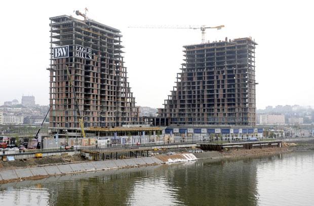 """Србија: Двајца работници загинаа на градилиштето """"Белград на вода"""""""
