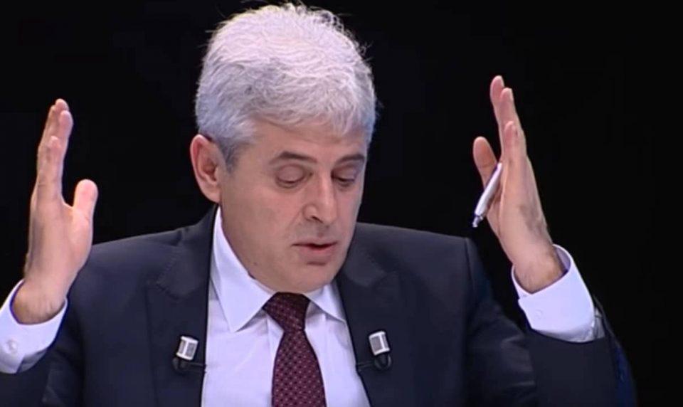 Ахмети: Проблемот со СЈО треба да го решаваат ВМРО-ДПМНЕ и СДСМ
