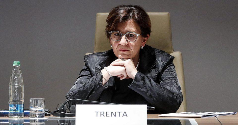 Во понеделник во Скопје доаѓа италијанската министерка за одбрана