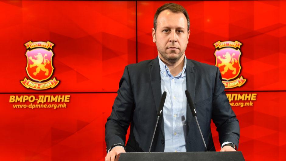 Јанушев: Проширување на истрагата за Рекет, не само кон извршителите, туку и кон СЈО и СДСМ