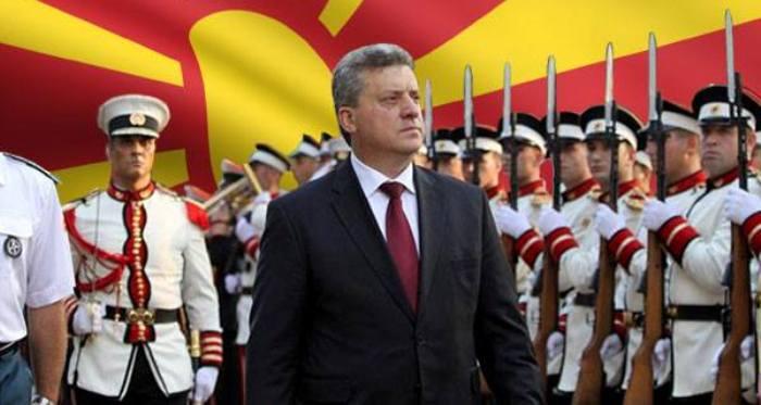 Иванов: Ќе го поддржат ли странците неуставното објавување на Законот за јазици и Спогодбата од Преспа?