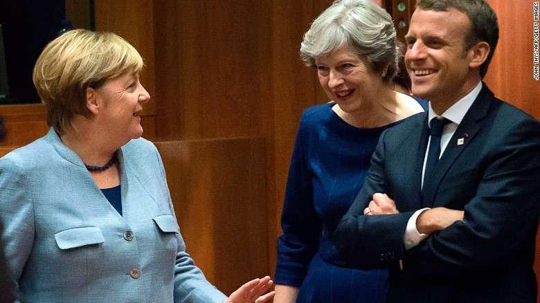 Меркел: На Европа и требаат добри односи со Британија, но тоа зависи и од Лондон