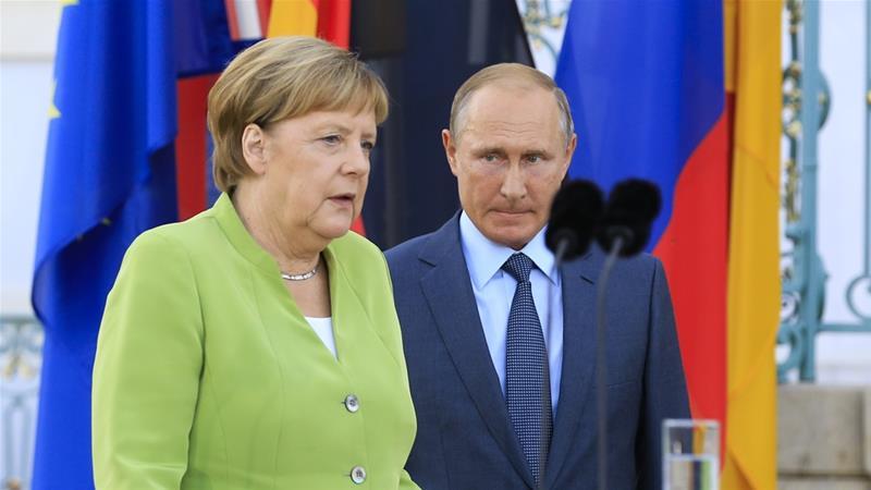 Меркел: Санкциите кон Русија остануваат се додека нема вистински мир во Украина