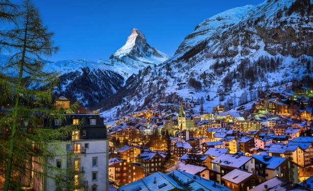 Швајцарија останува без снег