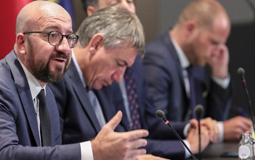 Белгискиот премиер ја исклучува можноста Турција да стане членка на ЕУ