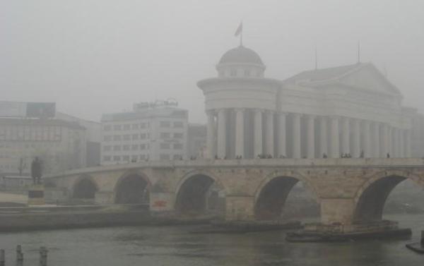 Скопје повторно еден од најзагадените градови на светот