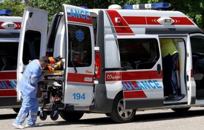 Автомобил удри детенце во Скопје