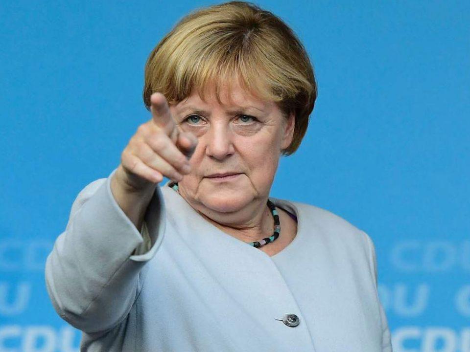"""Уште еден гаф: """"Утре доаѓа американската канцеларка Ангела Меркел"""" (ВИДЕО)"""
