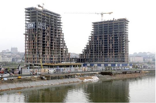 """Несреќа на градилиштето ,,Белград на вода"""" – загинаа двајца работници"""