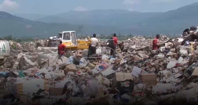 Во ЕУ годишно се собираат 486 килограми комунален отпад по глава на жител, кај нас 344 килограми