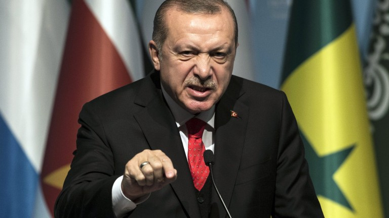Остри критики од Ердоган за САД поради Сирија