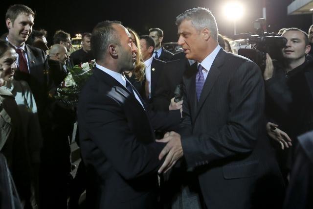 Харадинај побара од Тачи да закаже предвремени избори