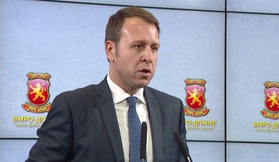 Јанушев: Распродадоа се што е Македонско, ова е историски најлоша година