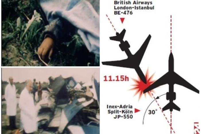 Пред 42 години се случила најтешката авионска несраќа: Трупови паѓале од небото (ВИДЕО)
