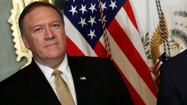 Помпео предупреди дека Исламска Држава претставува опасност и надвор од Ирак и Сирија