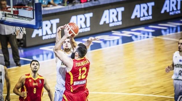 Во голема драма Македонија го совлада Косово со 73-76