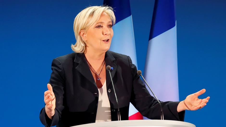 Ле Пен побара Макрон да го распушти Собранието