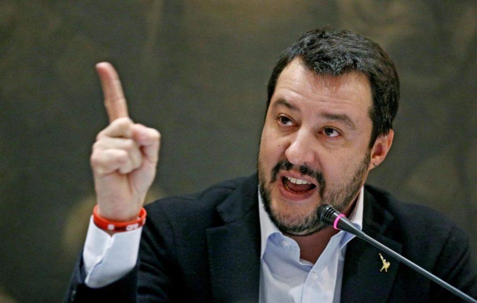Салвини: Италија нема договор со Германија за прифаќање имигранти
