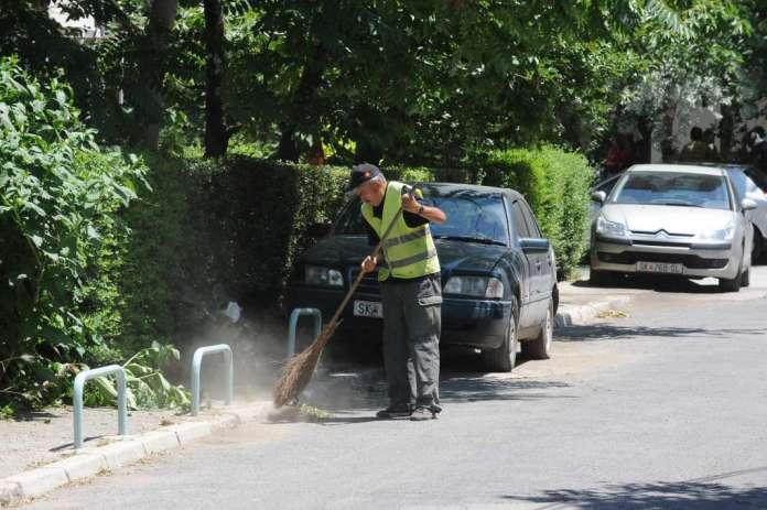 """Скопје треба да се чисти постојано, а не само со """"акции"""""""
