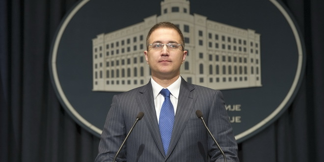Брнабиќ и Стефановиќ демантираа поврзаност со случајот со марихуана од Јовањица