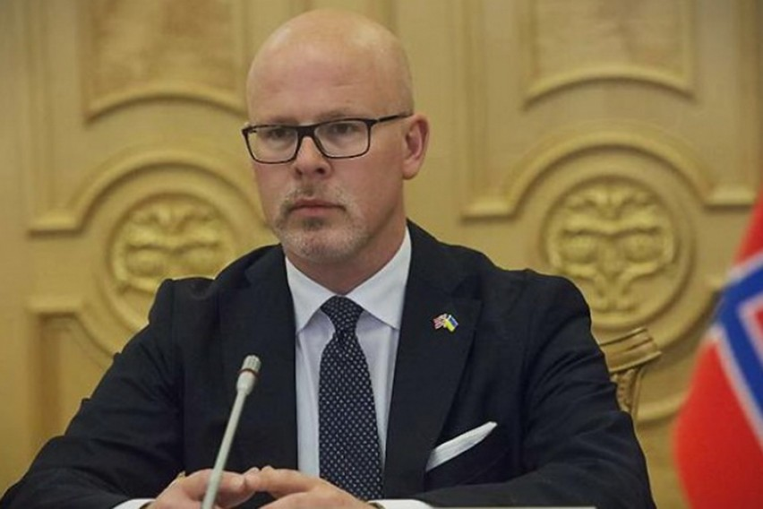 Државниот секретар на норвешкото МНР денеска во Скопје