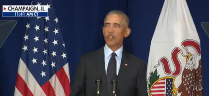 Обама почна со предизборна кампања против републиканците и Трамп