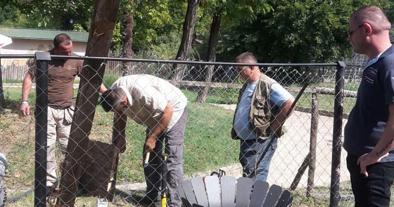 Крокодилите веќе нема да бегаат од Зоолошката градина во Скопје – добија нова ограда
