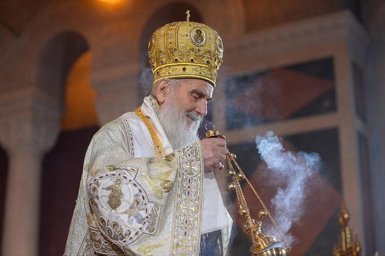 Српскиот патријарх Иринеј: Македонците се измислен народ, со измислен јазик