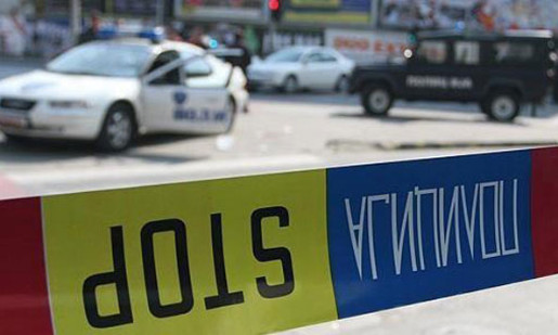 Сообраќајка кај железничкиот мост во Велес – тројца повредени