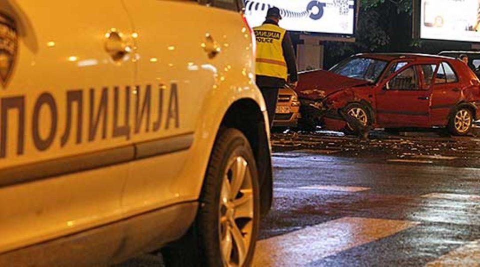 Во Скопје вчера 11 сообраќајки, еден загинат