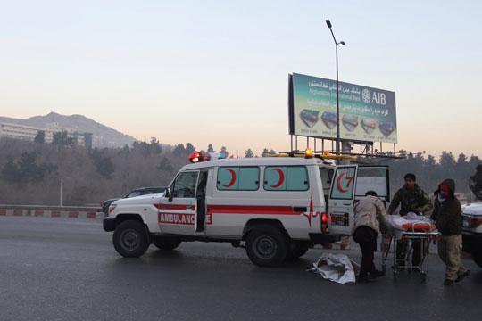 Најмалку седум лица загинаа во самоубиствен напад во Кабул