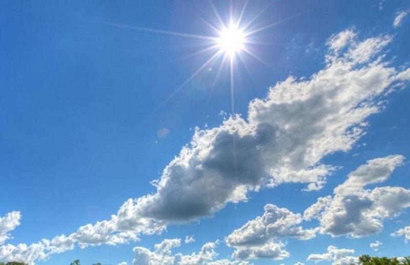 Времето денеска сончево и суво со северозападен ветер