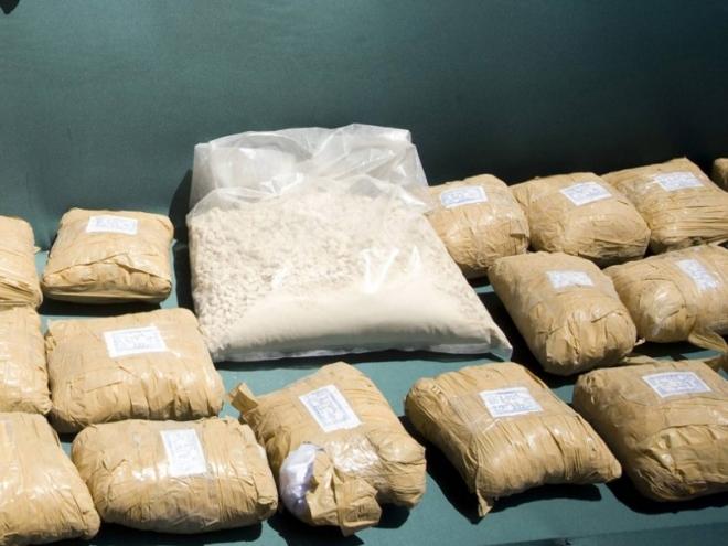 Запленети хероин и марихуана во Чаир, приведени четворица дилери