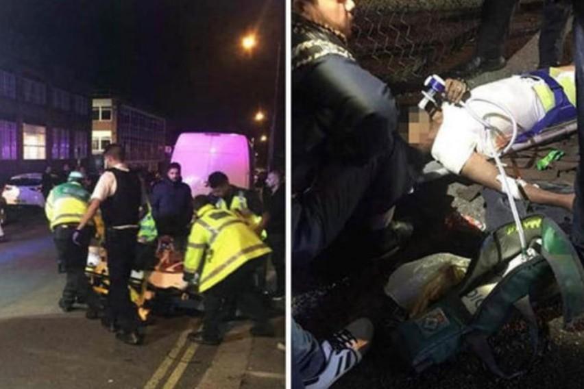 Со автомобил влетал меѓу луѓе пред џамија во Лондон: Двајца завршиле под тркалата