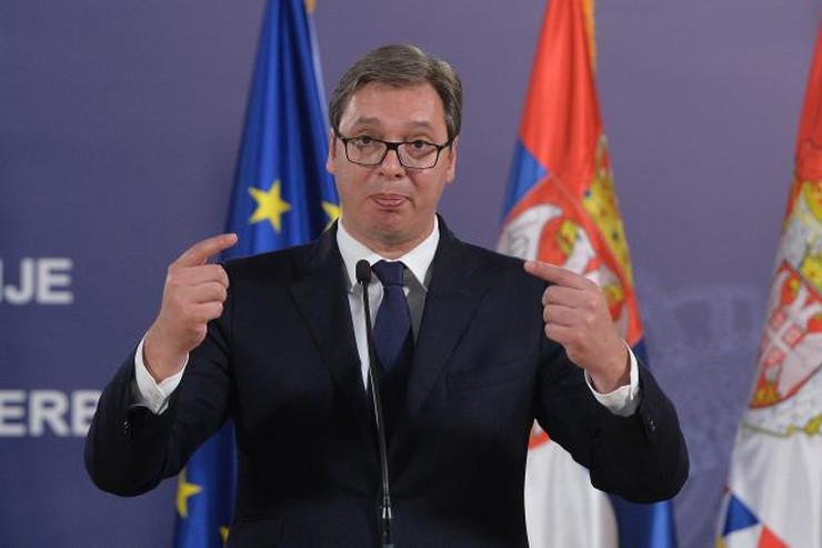 Вучиќ: За да го признаеме Косово мора нешто да добиеме за возврат