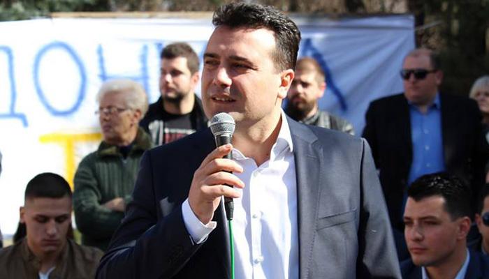 Заев: Референдумот ни ги отвора вратите за интегрирање во ЕУ и НАТО