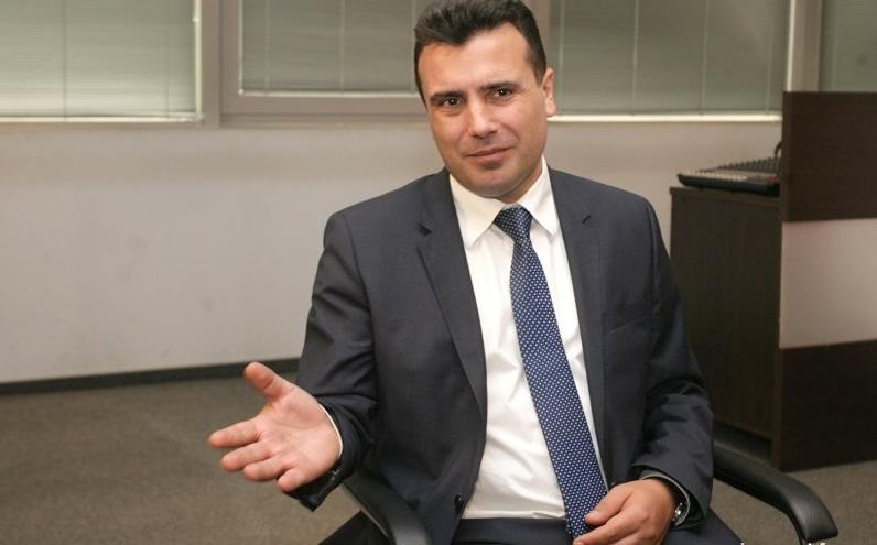 Заев: Ќе се отвори и темата за промена на името на партијата