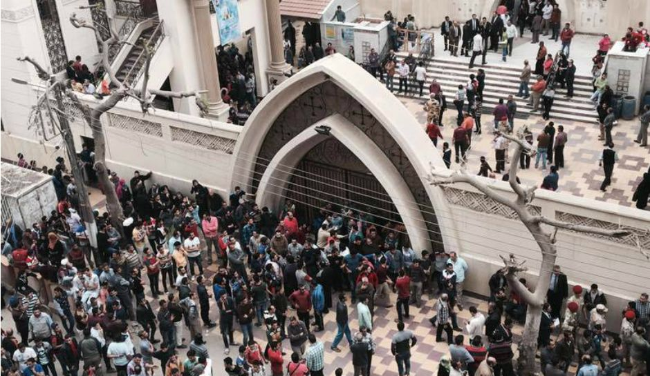 17 лица во Египет осудени на смрт поради напади врз цркви