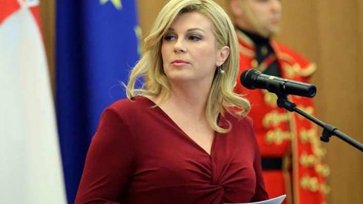 Хрватската претседателка индиректно најави кандидатура за нов мандат