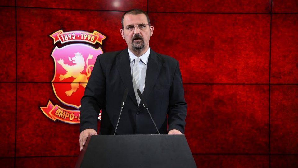 Стоилковски: Срамот кој Заев и го приреди на Македонија станува планетарен