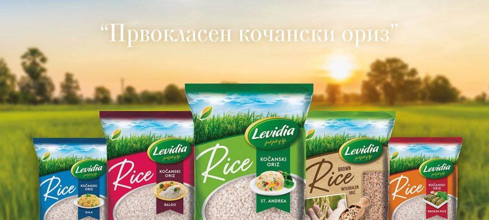 Кочанскиот ориз најдобар без ГМО – нова современа технологија!