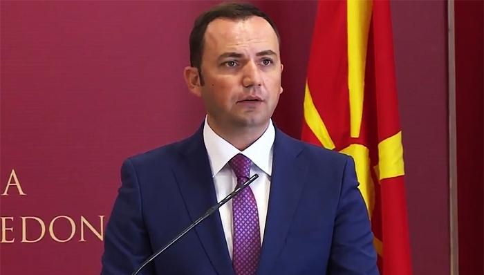 ДУИ удри по Пендаровски: Возенмирени сме од назначувањето на Муслиу за директор на разузнавање