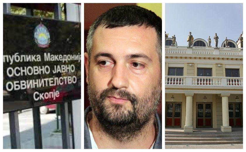 Сметката од 13.000 евра на Пројковски за бифето може да ја блокира сметката на МНТ