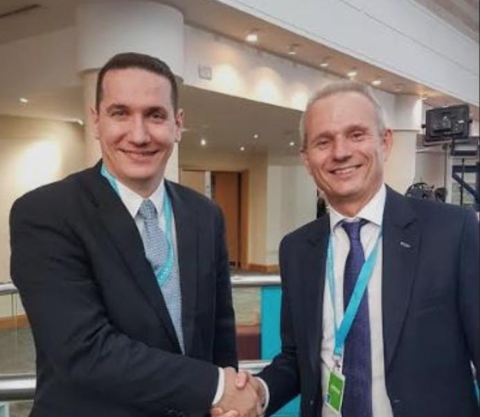 Ѓорчев во посета на Велика Британија, средба со министрите Лидингтон и Хамонд