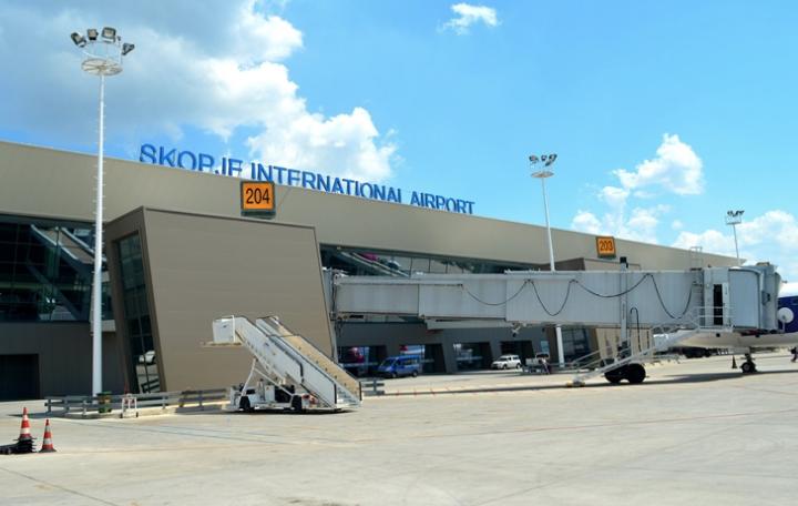 На двата аеродрома во Македонија патувале 1,8 милиони патници