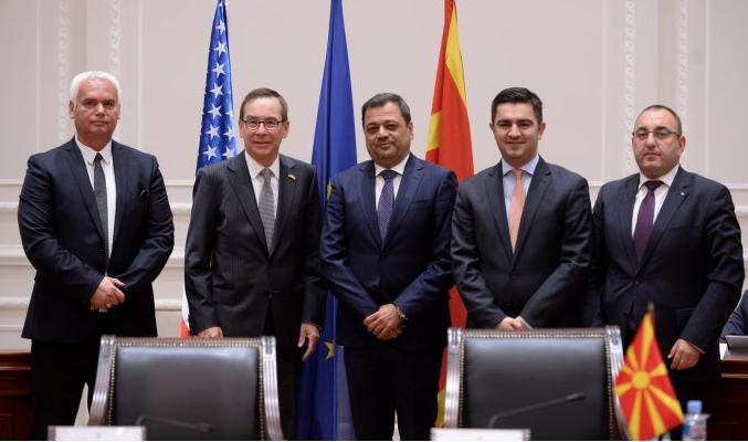 Владата и УСАИД потпишаа меморандум за соработка во областа на енергетиката